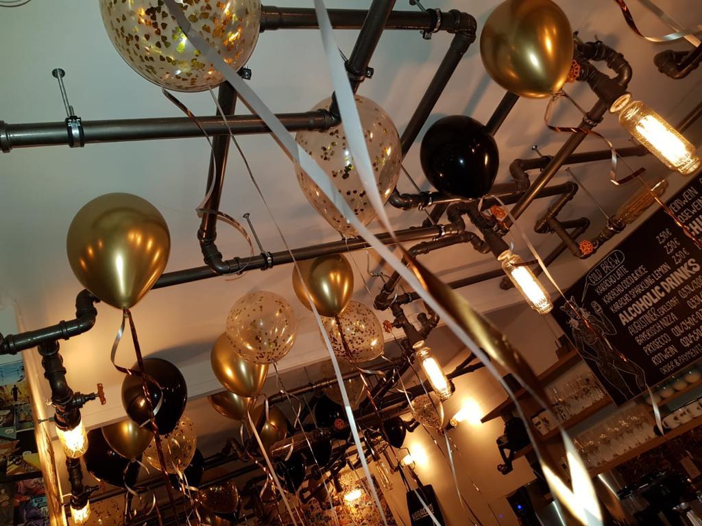 Geburtstagsballoons